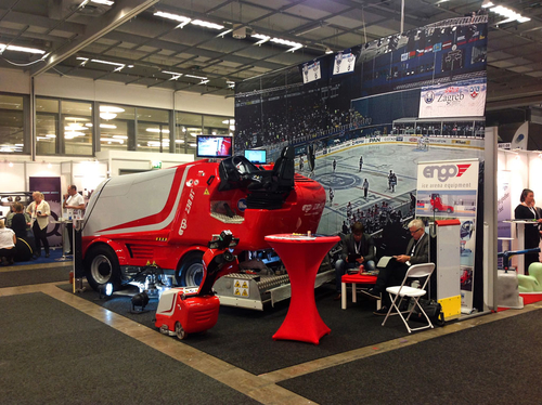 Sport and pool trade show in gothenburg sweden for Pool trade show