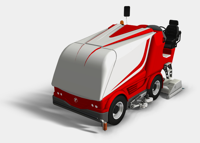 Ice resurfacer, Ice preparation machines